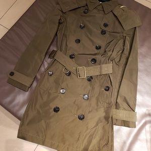 Buberry Balmoral Coat